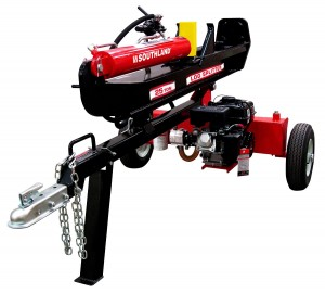 gas powered log splitters for sale