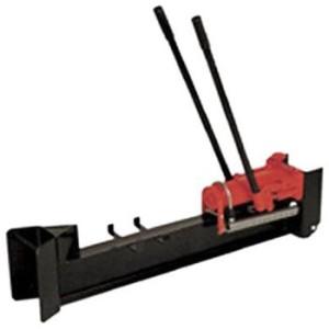 mechanical log splitter