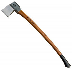 new wood splitting axe